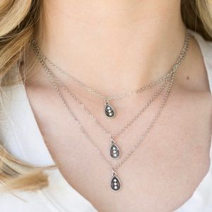 Jewelry - Tiered Shorter Necklace